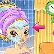 Игра Игра Винкс: смыть макияж