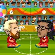 Игра Игра На Двоих Футбольные Головы