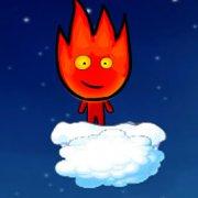 Игра Игра Огонь и Вода: небесный страж