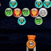 Игра Игра Мстители: космическая пушка