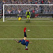 Игра Игра Футбол через себя