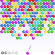 Игра Игра Стрелок Пузырями Онлайн