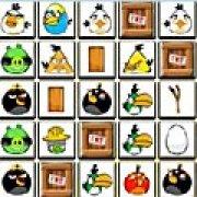 Игра Игра Злые птицы: найди пару