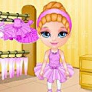 Игра Игра Малышка Барби балет