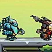 Игра Игра Альянс роботов