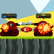 Игра Игра Ярость танка