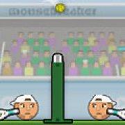 Игра Игра Теннис головами