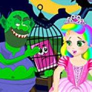 Игра Игра Принцесса Джульетта спасает книгу