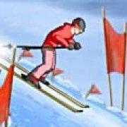 Игра Игра Нитро лыжи