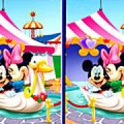 Игра Игра Микки Маус: 6 отличий