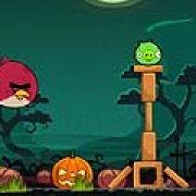 Игра Игра Angry birds: Хэллоуин