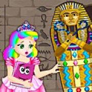 Игра Игра Принцесса Джульетта: приключение в музее