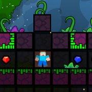 Игра Игра Майнкрафт: Затерянный В Космосе