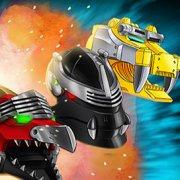 Игра Игра Могучие рейнджеры мегасила зорды ярости