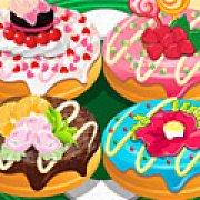 Игра Игра Домашние пончики