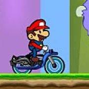 Игра Игра Марио: комбо байкер
