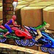Игра Игра Человек паук: горный гонщик