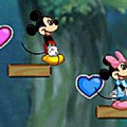 Игра Игра Микки и Минни на двоих 3