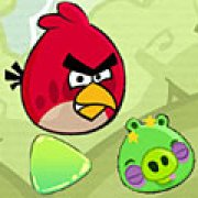 Игра Игра Злые птицы против плохих свиней