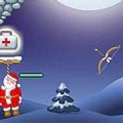 Игра Игра Виселицы: Санта в беде
