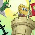 Игра Игра Губка Боб: Большая Песчаная Крепость