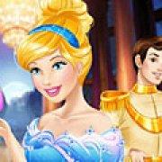 Игра Игра Золушка и принц