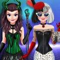 Игра Игра Принцессы Диснея: Мания Злодеев В Социальных Сетях