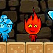Игра Игра Огонь и Вода на двоих