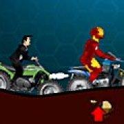 Игра Игра Железный человек: мото приключение