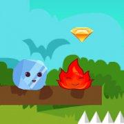 Игра Игра Лед Огонь и Вода: приключения 2