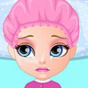 Игра Игра Операция на желудке малышки Барби