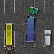 Игра Игра Водитель 18 колес 4