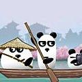 Игра Игра Три панды в Японии