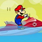 Игра Игра Марио на катере