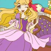 Игра Игра Раскраска счастливая принцесса / Happy Princess Coloring