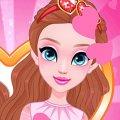 Игра Игра Прически: День Святого Валентина