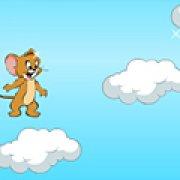 Игра Игра Том и Джерри: полет с облаками