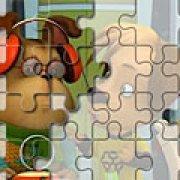Игра Игра Пазлы Барбоскины онлайн