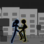 Игра Игра Стикмен: бойцы элементы