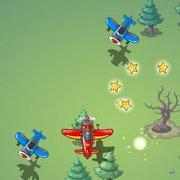 Игра Игра Леталки Стрелялки: Панда Герой