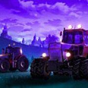 Игра Игра Тракторы гонки чемпионат
