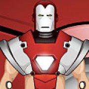 Игра Игра Одевалки: Железный человек