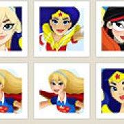 Игра Игра Девушки супергерой тренировка памяти
