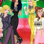Игра Игра Принцессы Диснея: битва дизайнеров моды