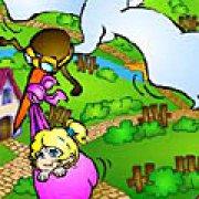 Игра Игра Аист приносит ребенка