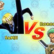 Игра Игра Ван Пис против Наруто: Санджи