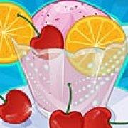 Игра Игра Вишнево-ванильное мороженое