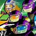 Игра Игра Черепашки Ниндзя: Звёзды Американского Футбола