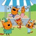 Игра Игра Три Кота: Поиск Котов 2