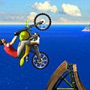 Игра Игра Пляжный мотоцикл